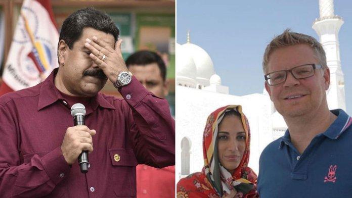 Mathias Krull complica a los hijos de Maduro