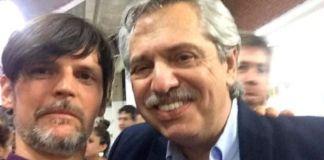 Sabino Vaca Narvaja es cercano a CFK