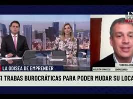 Agustín Spaccesi y las trabas estatales