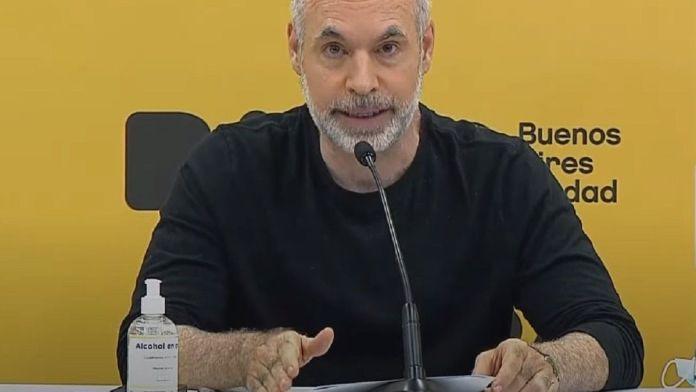Rodríguez Larreta aplicará el protocolo de Nación