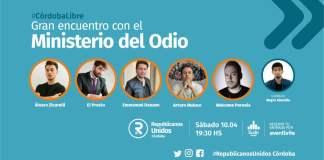 Córdoba contra el odio