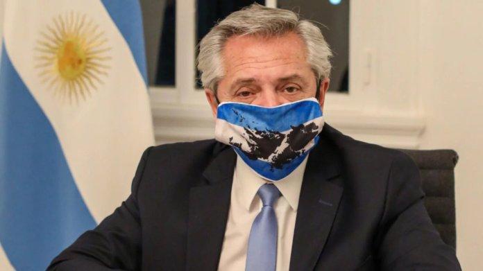Alberto Fernández tomó nuevas medidas