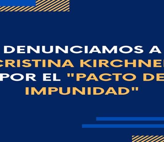 Fundación Apolo va por CFK