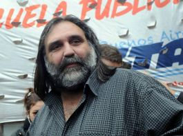 Roberto Baradel contra Rodriguez Larreta
