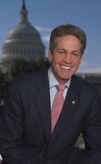 Minnesota Republican Senator Norm Coleman