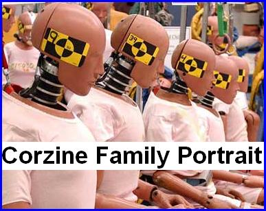 Corzine Family portrait