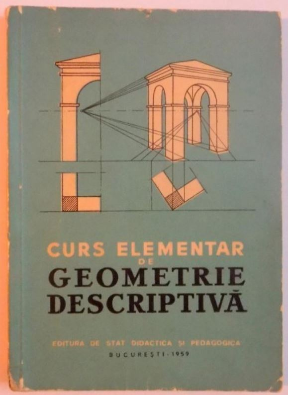 Manual de geometrie descriptiva