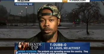 Police in St. Louis assault Activist & Rapper T-Dubb-O with gun to his head.