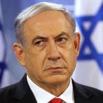 Bibi Benjamin Netanyahu an Israeli warmongering thuggish bully