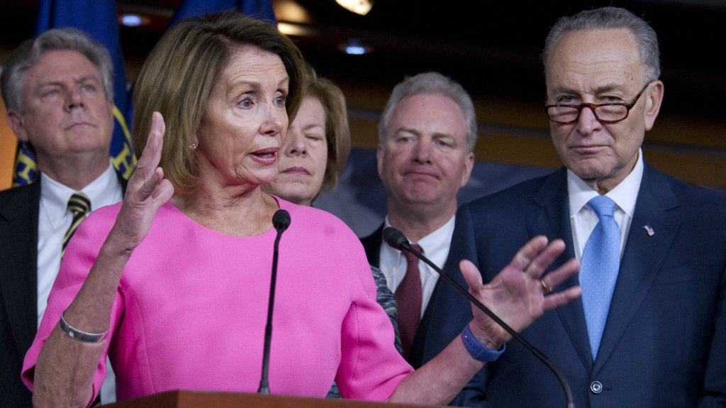 Democratic Party The old guard
