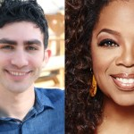 Indivisible Houston's Prez Daniel J. Cohen & And say NO to President Oprah
