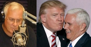 Tim Danahey Donald Trump Mike Pence