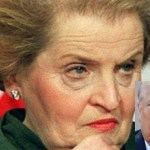 It is the time that we stop Trump now – Albright is right.