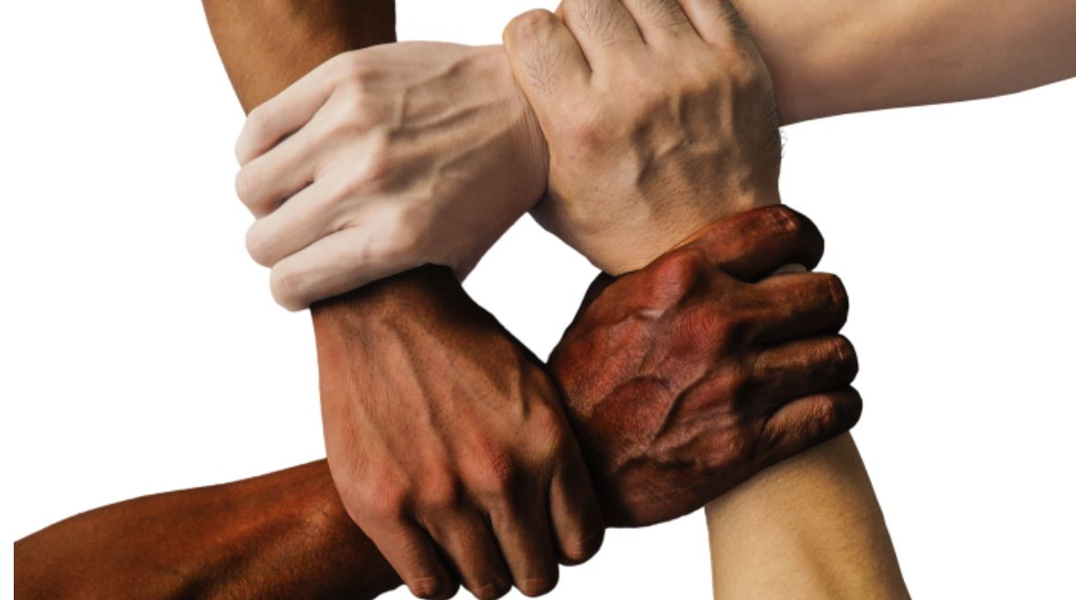 Today we discuss race & racism, no judgment with nothing held back