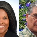 Vote Lorena Perez McGill and Jesse Ybanez