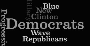 Many topics today, Market Crash, Blue Wave, Hillary Run, New Dem Blood,