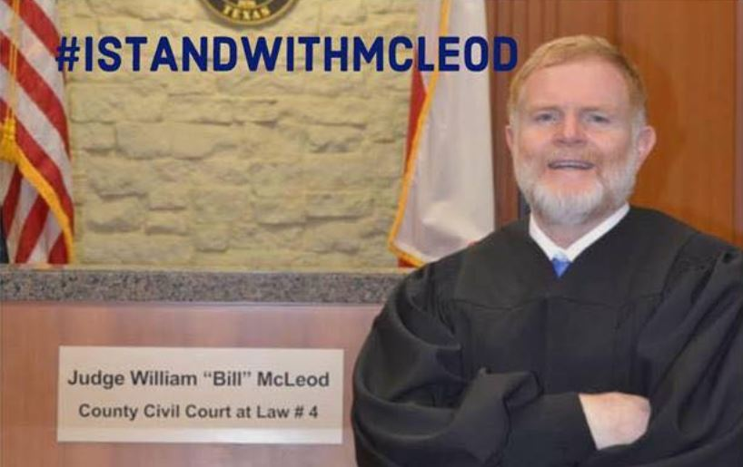 William Bil McLeod will of the people