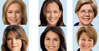 Democratic Women Candidates
