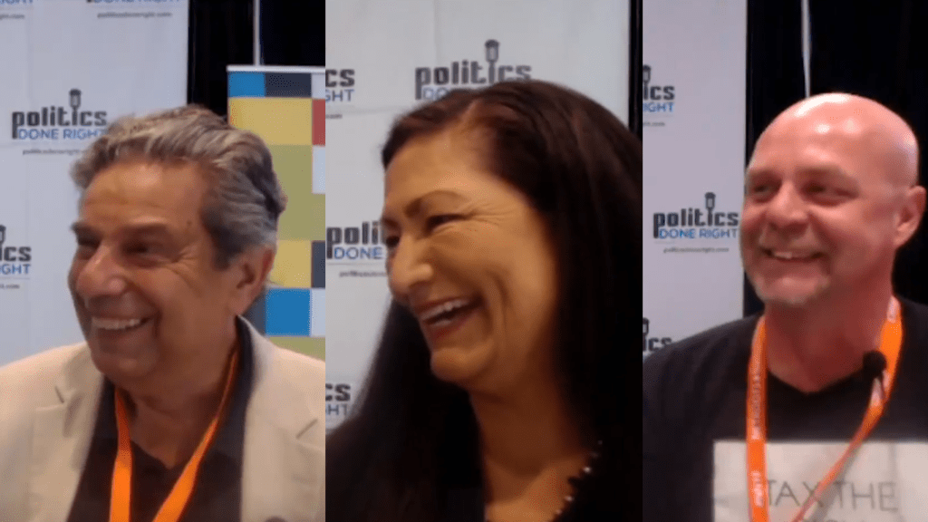 Three great guests on Medicare, Social Security, Progressive values, & engagement
