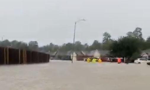 Flood Texas