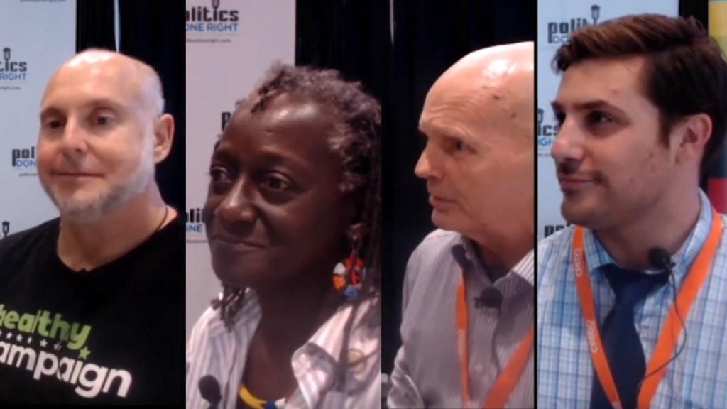 Netroots Nation 2019 Interviews Climate, Criminal Justice, Impeachment, Building communities