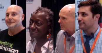 Netroots Nation 2019 Interviews Climate, Criminal Justice, Impeachment, Building communities