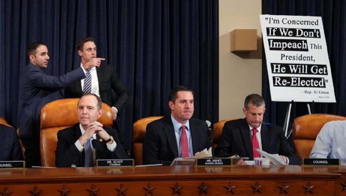 Impeachment hearings important but must not distract progressive agenda.