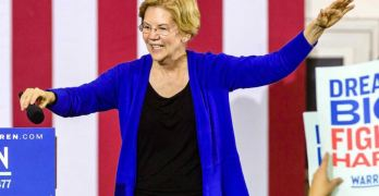 Warren, like Sanders, has gloves off calling out Democrats running on GOP platform.