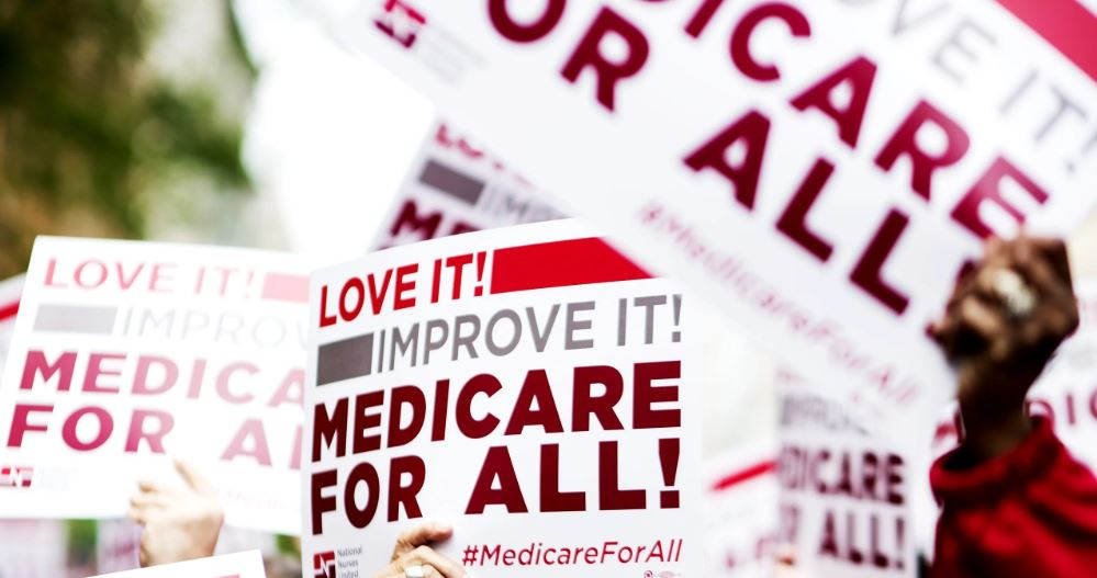 Medicare for All was the big loser at the Democratic Debate. Calling the grassroots!