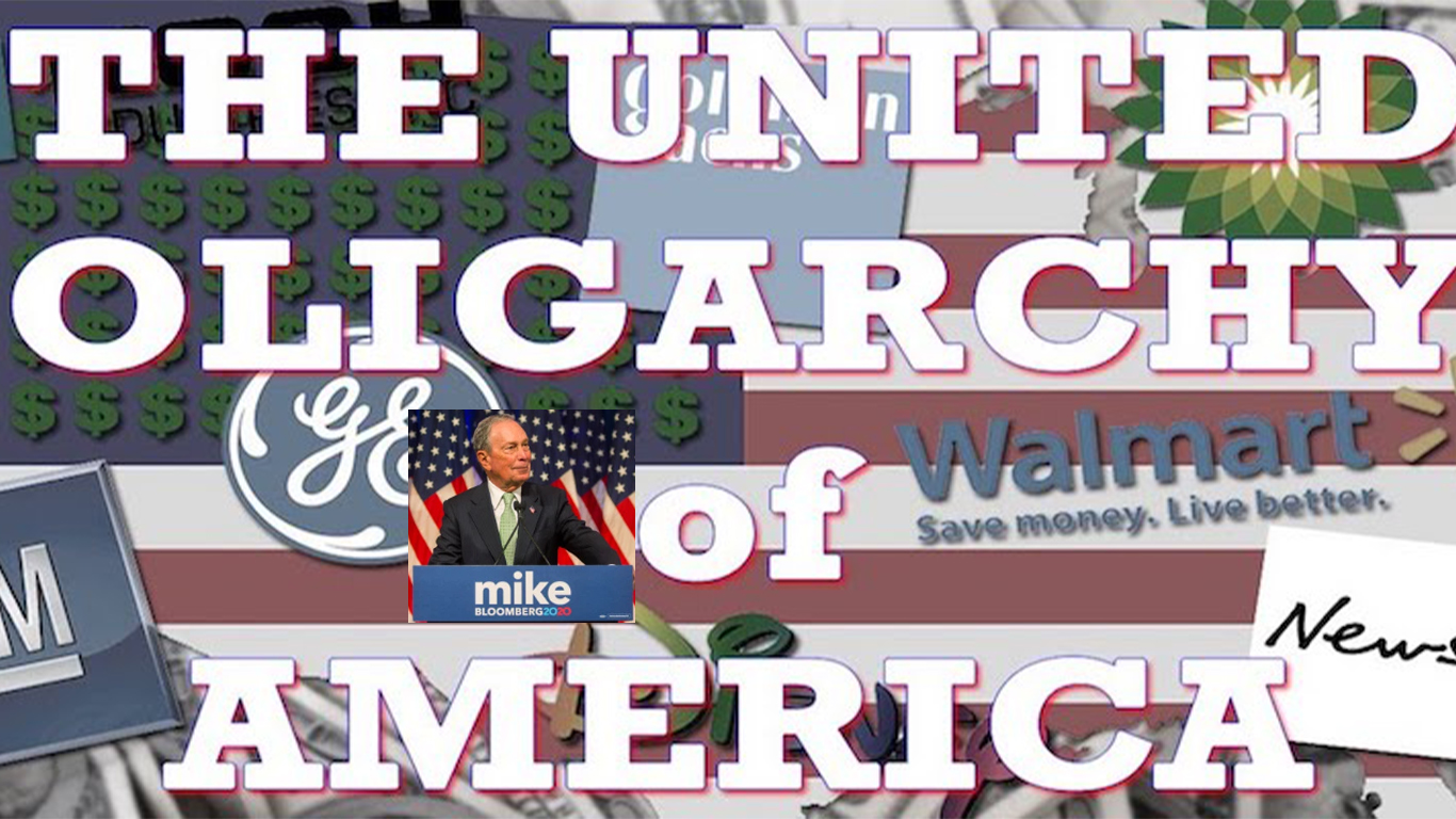 Why is the American Oligarchy coming out to fight so hard in the Democratic Primary?