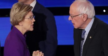Elizabeth Warren exits. Will Bernie get her endorsement, her supporters?