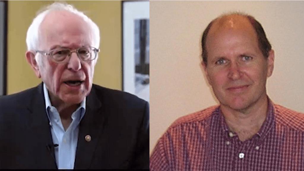 Bernie Sanders - Bruce Pollard
