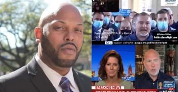 Ashton Woods, BLM Houston founder talks defunding police