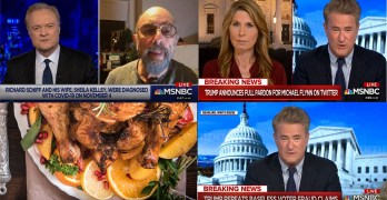 Joe Scarborough scorches GOP, COVID-afflicted star tells love Canada's Medicare for All & more