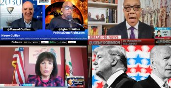 Mauro Guillen on 2030, Democrats must engage Trump now, Journalist slams Jim Crow GOP
