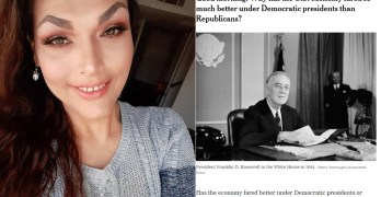 FACT - Economy does MUCH better under Democrats - Trans activist discusses Medicare for All & immigrants