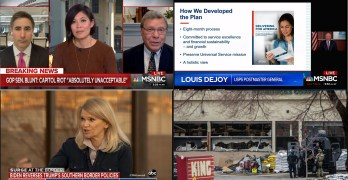 Attack on the Postal Service, Media Bias, GOP out of their mind, End the massacres