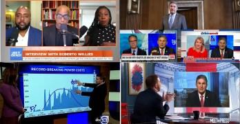 Discussing Sen. Joe Manchin w- Benjamin Dixon & Rebecca Azor, Texas Grid Fraud, BIG LIE continues
