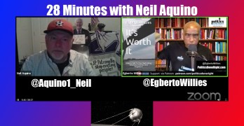 Interview with Neil Aquino. Why I will continue to engage the Right as well as 'Deplorables.'