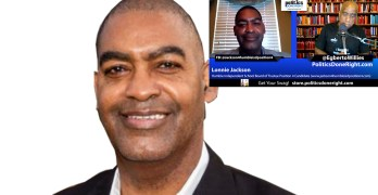 A chat with Humble Independent School Board of Trustee Position 4 Candidate Lonnie Jackson