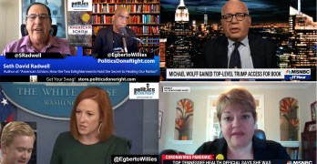 American Schism, Psaki whack-a-moles Doocy, Author says Trump is deranged, Tennessee failure
