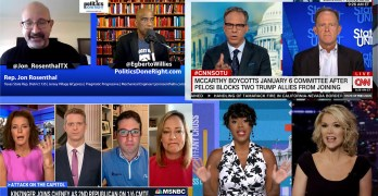 TX Rep. in DC speaks on attack on voters, Reporters defend Pelosi, Tiffany Cross rips Megyn Kelly