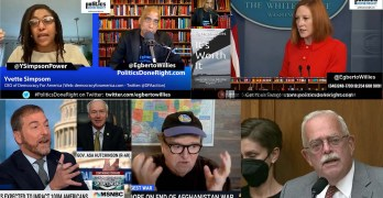Democracy for America CEO on democracy, Psaki tags GOP insurrectionists, Moore on Biden successes