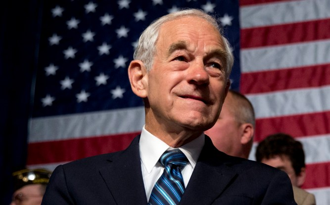 Ron Paul Endorses Shak Hill Defend Constitution Congress