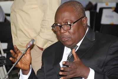 Former Special Prosecutor, Martin A.B.K. Amidu