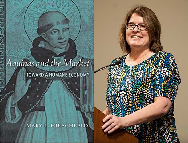 Aquinas and the Market: Theologian & Economist Mary Hirschfeld on a Humane Economy