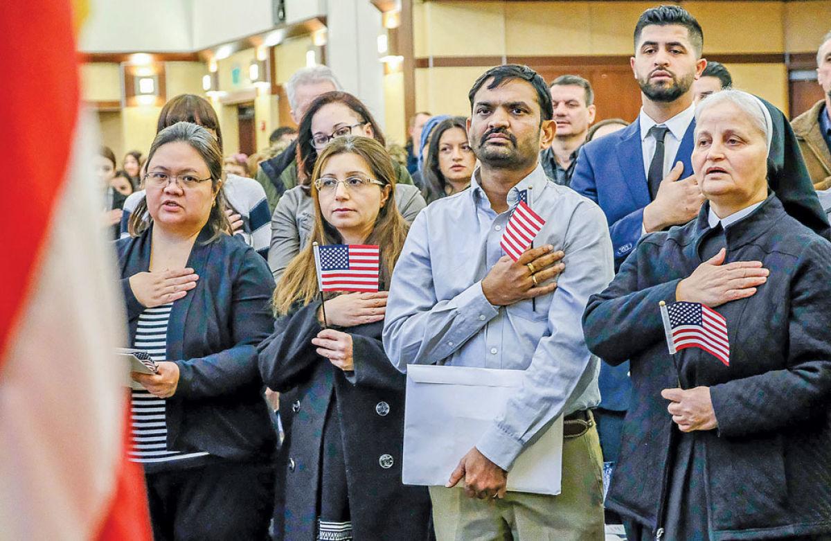 Election 2020: Immigration & Citizenship