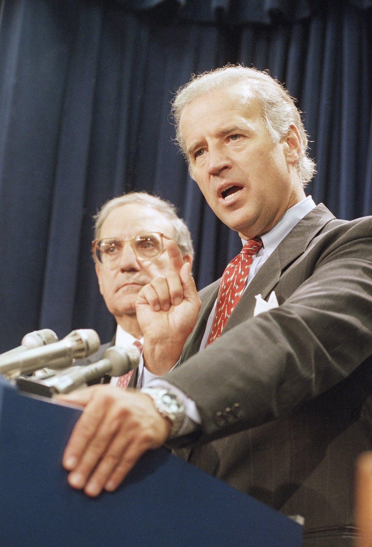 Biden on Crime, New York Mayoral Race, Bipartisan Infrastructure Bill, Students' Speech Rights, NCAA