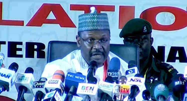 Deregistration of 22 parties remains valid  INEC