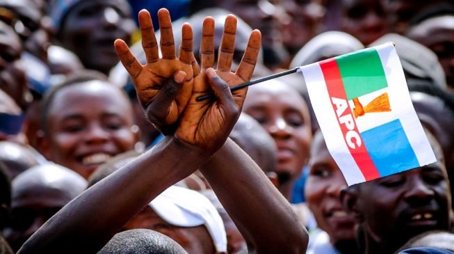 APC Reacts to #BuhariMustGo Protests, Issues Warning